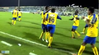 AL Nassr vs Hajer 3-0 2017 Video