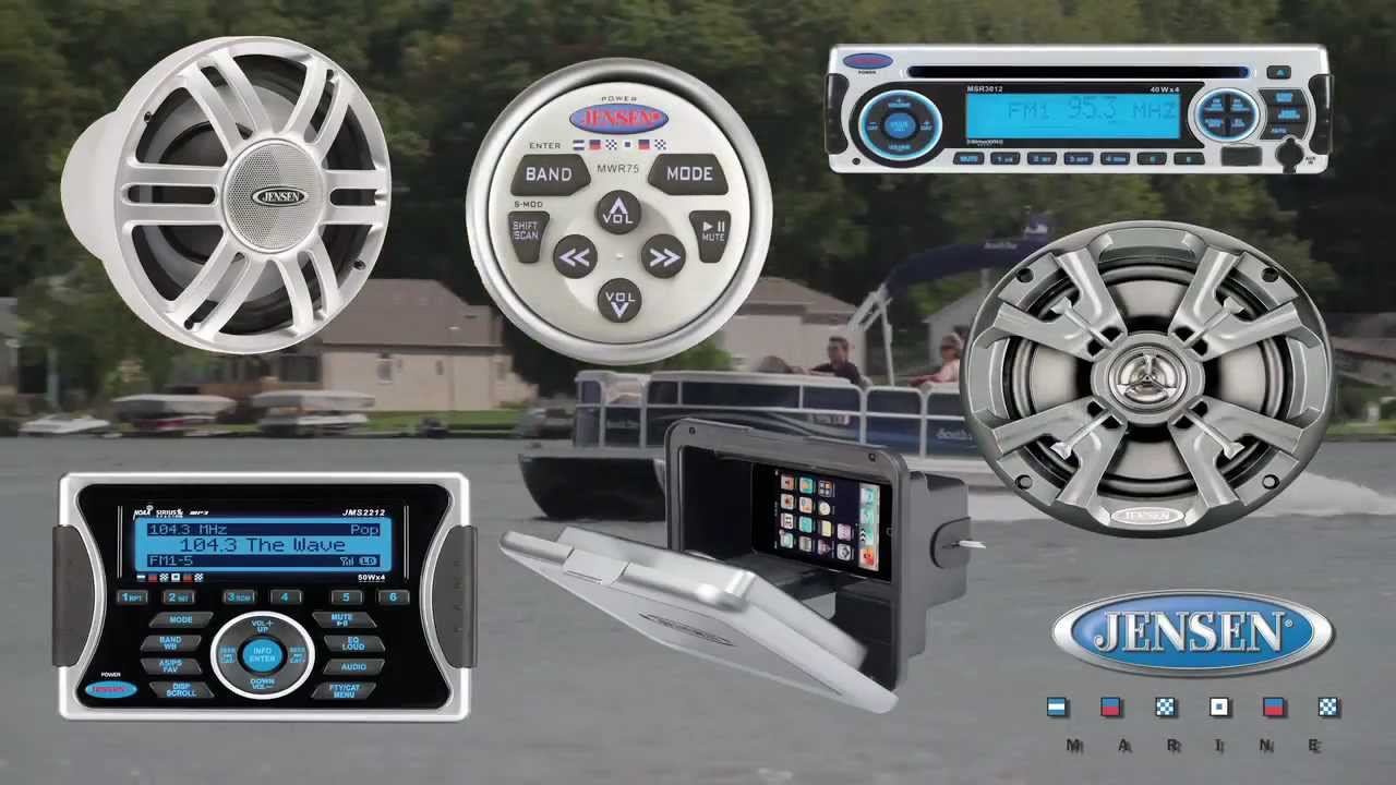 Jensen marine by asa electronics youtube jensen marine by asa electronics sciox Choice Image