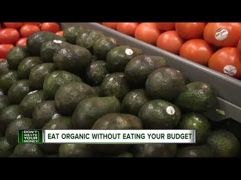 Eat organic without eating your budget