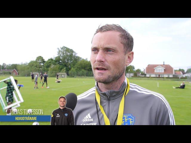 Inför Falkenbergs FF - Västerås SK FK, Superettan 2021