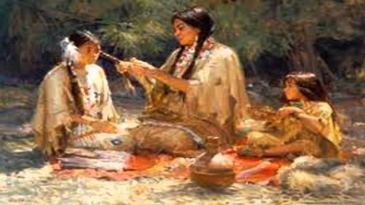 Give Thanks With A Grateful Heart Native American Worship