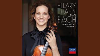 J.S. Bach: Partita for Violin Solo No. 1 in B Minor, BWV 1002 - 4. Double (Presto)