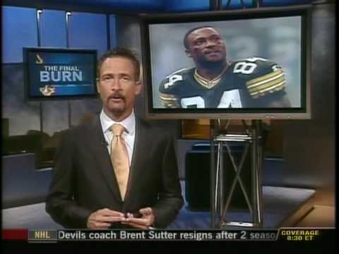 Jim Rome Is Burning - Andre Rison: Greatest Receiver Ever?