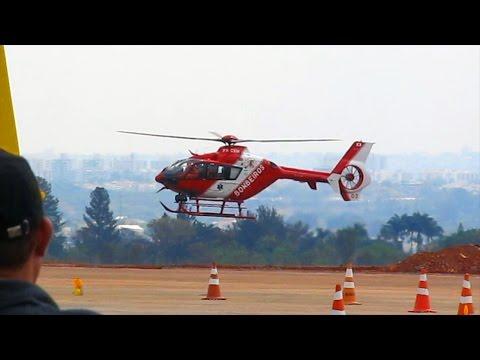 Eurocopter EC135T2  Bombeiros de Brasília [PR-CBM] Resgate 03