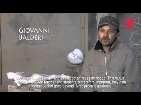Intervista a/Interview whit GIOVANNI BALDERI - artista/artist