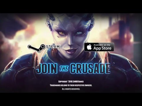 Star Crusade CCG Trailer 2016