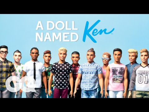 There's A Ken Doll For Everyone Now | GQ
