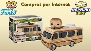 "Unboxing ""Funko Pop Crystal Ship Ride / Breaking Bad"""
