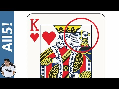 Top 5 Secrets In A Deck Of Playing Cards!