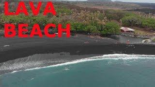 Pohoiki Beach September 15th 2018