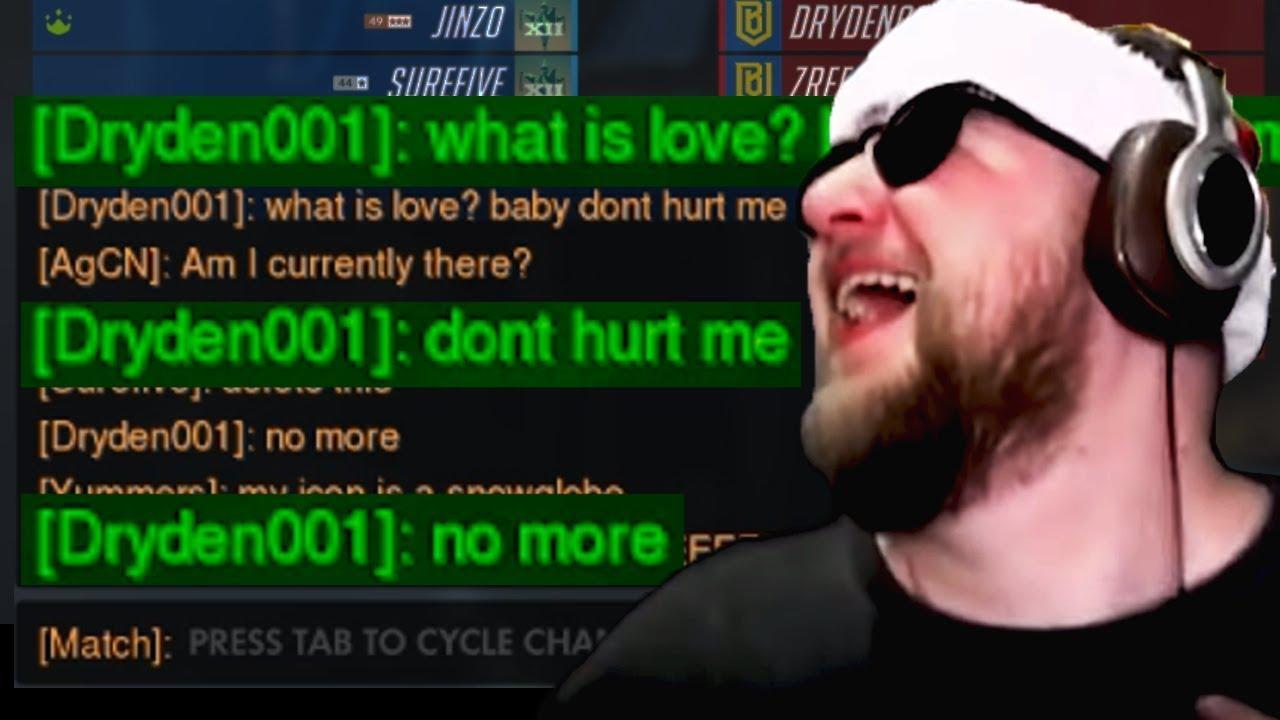 Sending Memes To The Enemy Team Jayne Meme Youtube