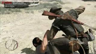 You Shall Not Give False Testimony, Except for Profit (Gold Medal) - #14 - Red Dead Redemption