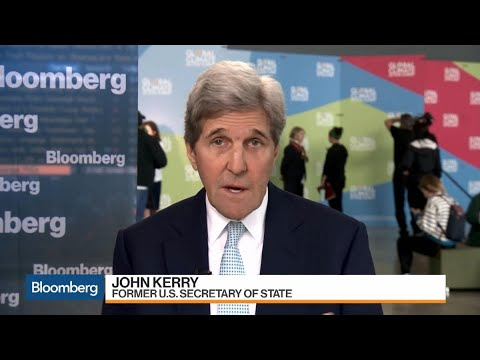 John Kerry Says Iran Unlikely to Enter Talks With U.S. Because of Trump