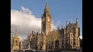 Places to see in ( Manchester - UK ) Manchester Town Hall