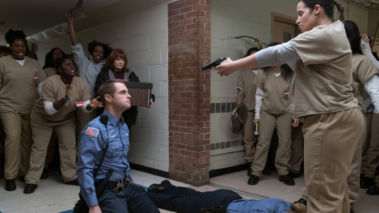 Download Orange Is the New Black Top 8 Best Moments #OITNB