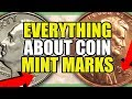 NO MINT MARK COINS WORTH MONEY - COINS TO LOOK FOR IN POCKET CHANGE!!