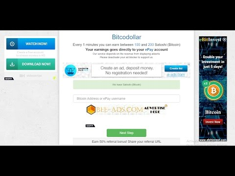 Making Of, Money Making Bitcoin Faucet