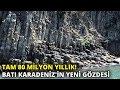 Tam 80 milyon yıllık! Batı Karadeniz'in yeni gözdesi