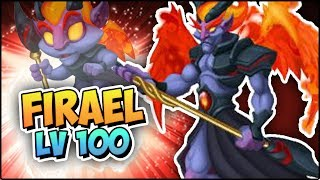 FIRAEL (LV 100) COMBATES PVP - Monster Legends Review