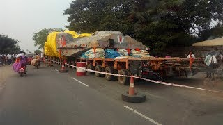 HC approached against ||moving massive Vishnu statue || from TN to Bengaluru