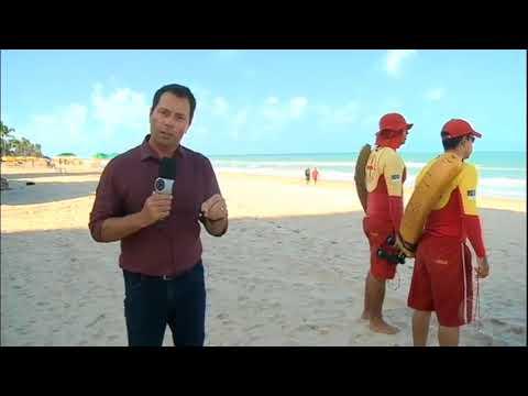 Bombeiros vão monitorar praias do Recife (PE) após ataques de tubarão