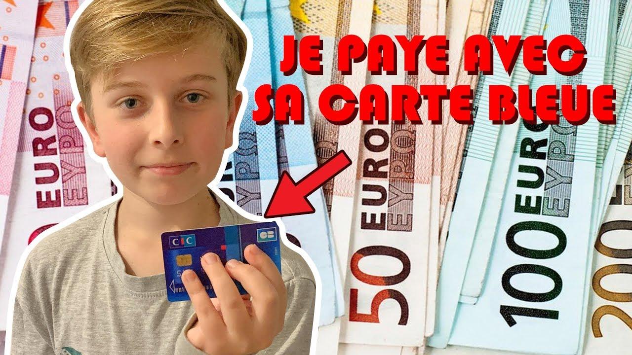 J'ACHETE UNE PLAY4 AVEC SA CARTE BLEUE  IL PETE UN CABLE !!!(TELPERETELFILS) partie 1