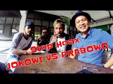 Apa Kata Mahasiswa Papua Ttg Persaingan Hoax Jokowi Vs Prabowo?