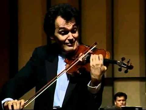 Tchaikovsky Concerto 3rd Mvt - Olivier Charlier and Simon Bolivar Orchestra