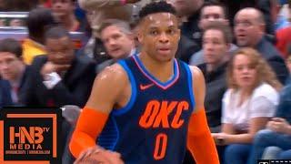 OKC Thunder vs New Orleans Pelicans 1st Qtr Highlights | 02/14/2019 NBA Season