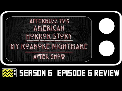 American Horror Story Season 6 Episode 6 Review & After Show | AfterBuzz TV