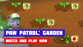 PAW Patrol: Garden Rescue · Game · Gameplay
