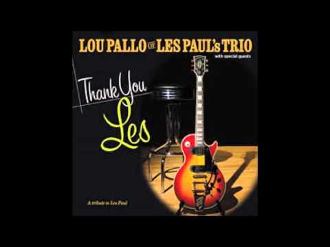 Lou Pallo & Slash — Deep In The Blues