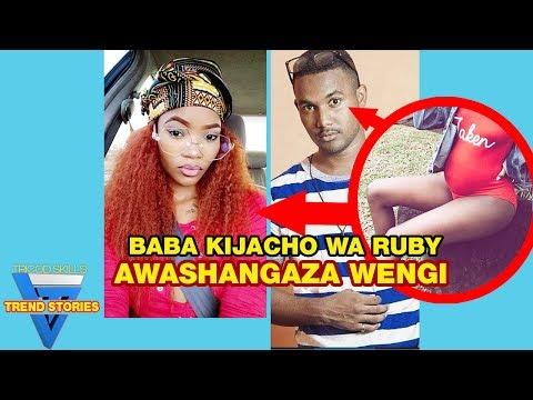 Baba Kijacho Wa RUBY Awaacha MDOMO WAZI Mashabiki WAKE