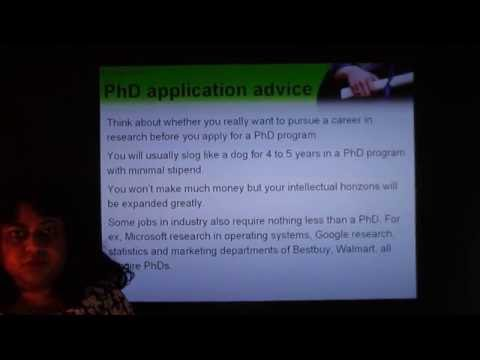 What is a PhD- program structure