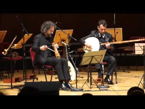 Tanburi Cemil Bey - Kürdilihicazkar Peşrev (Murat Aydemir ve Sokratis Sinopoulos)