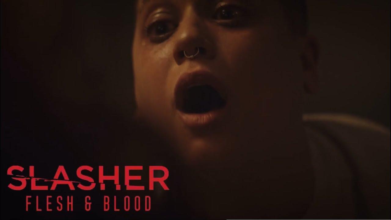 "Download Slasher: Flesh & Blood - O'Keefe's Death Scene - ""Family Ties"" (4x05)"