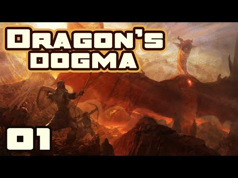 Pretty Good Port! - Let's Play Dragon's Dogma: Dark Arisen PC - Part 1 [Gameplay]