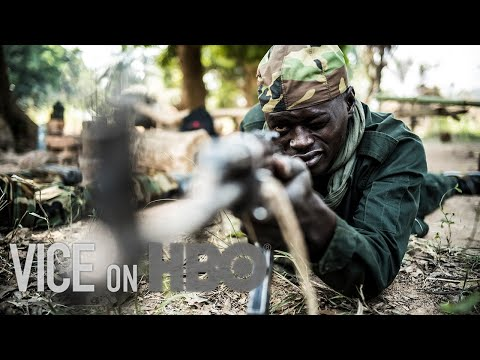 The Brutal Fight That's Left The Central African Republic In Chaos   VICE On HBO