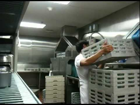 Dishwasher Safety & Training Video - Youtube
