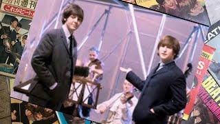 ♫ John Lennon and Paul McCartney with Fritz Spiegl at The Music Of Lennon & McCartney