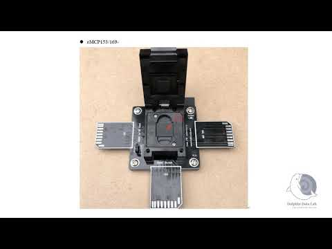 DFL EMMC Chip Reader All in one Video Introduction