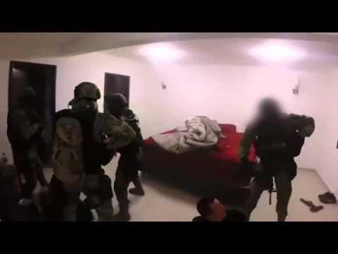 Asalto para capturar a 'El Chapo' Guzmán