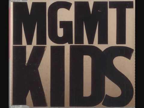 Mgmt Kids Radio Mix Chords Chordify