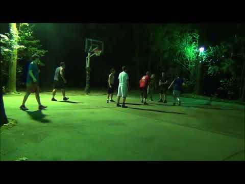 Donald's Basketball Court 09-07-17
