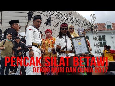 VLOG Pencak Silat Betawi Raih Rekor MURI & Dunia 24 Jam Non-Stop 16-17 Desember 2017