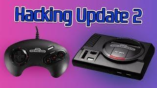 Sega Genesis / Megadrive Mini Hack Update 2 and FAQ's