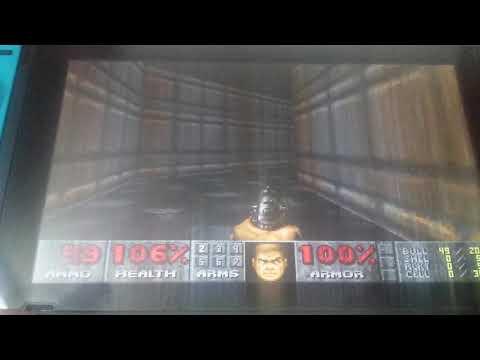 Doom on Switch via Dosbox