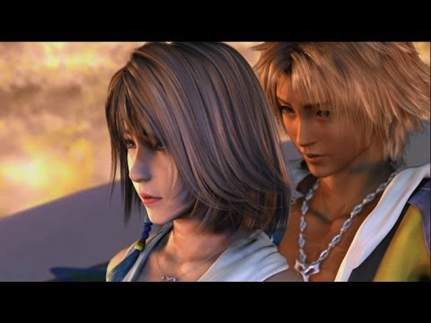 Final Fantasy X HD Remaster Ending