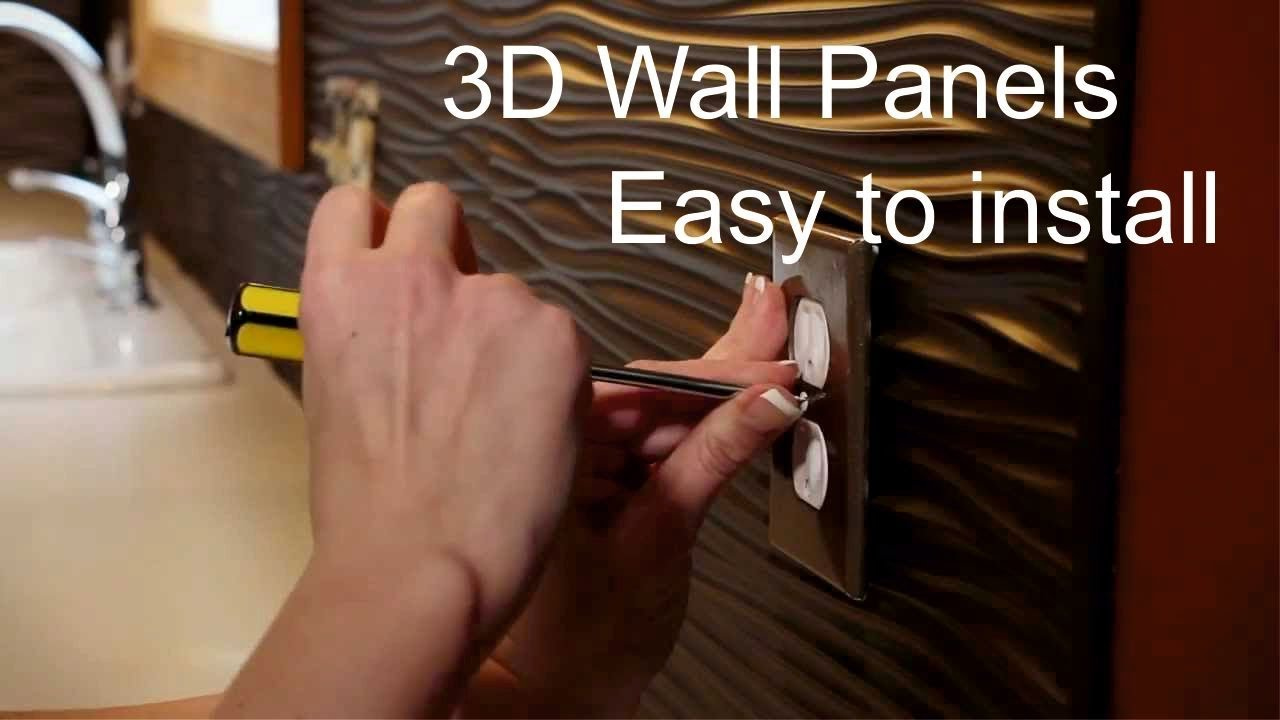 Decorative Wall Panels As Seen On Diy I Want That Wall Panels