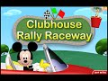 Disney Videos -  Mickey Mouse Clubhouse Road Rally Game